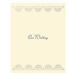 婚礼用台紙 No.56