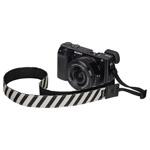 オリイロストラップ タヅナ 25BW ミラーレス・コンパクトカメラ用ストラップ
