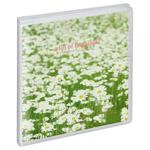 Pポケットアルバム NP 89 ましかく(89mm) 白い花畑 20枚収納