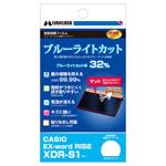 液晶保護 ブルーライトカット CASIO EX-word RISE XDR-S1