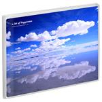 ハクバ Pポケットアルバム NP 2Lサイズ 横 空と雲
