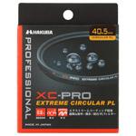 XC-PRO エクストリーム サーキュラーPLフィルター 40.5mm