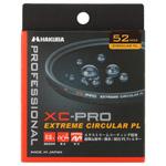 XC-PRO エクストリーム サーキュラーPLフィルター 52mm