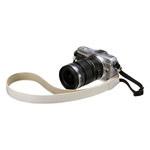 カメラ用本革ネックストラップ SM20 カラー:ホワイト