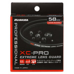 ハクバ XC-PROエクストリームレンズガード フィルター径:58mm