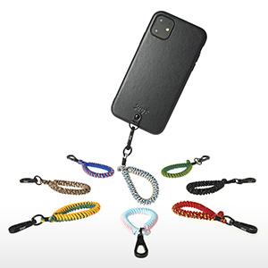 Straps(ストラップス) iPhone 11ケース+フィンガーストラップ