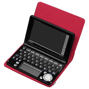 プラスシェル ダイアリー02 電子辞書ケース