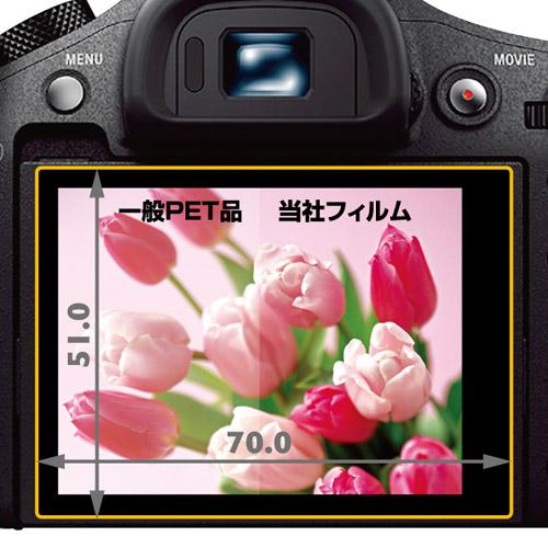SONY Cyber-shot DSC-RX10 専用 保護フィルム