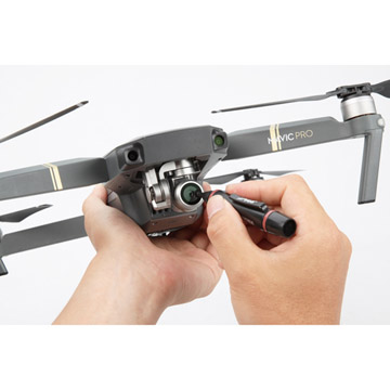 ハクバ レンズペン3 マイクロプロ ドローン用 ブラック
