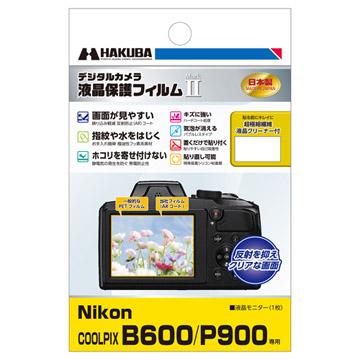 Nikon COOLPIX B600 / P900 専用 液晶保護フィルム