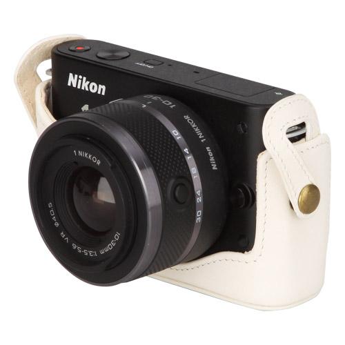 本革ボディケース Nikon 1 J2 / J1 専用