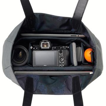 LUXXe(ラグゼ) リバーシブル トートバッグ