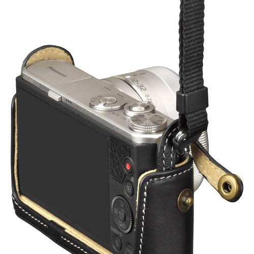 Panasonic LUMIX GM 専用 本革ボディケース