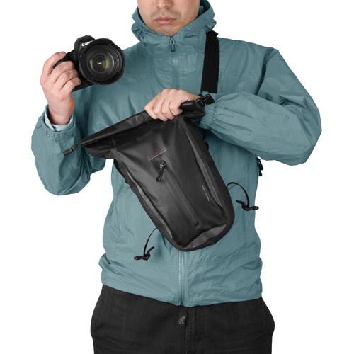 GW-ADVANCE DRY ZOOM BAG ドライズームバッグ ブラック