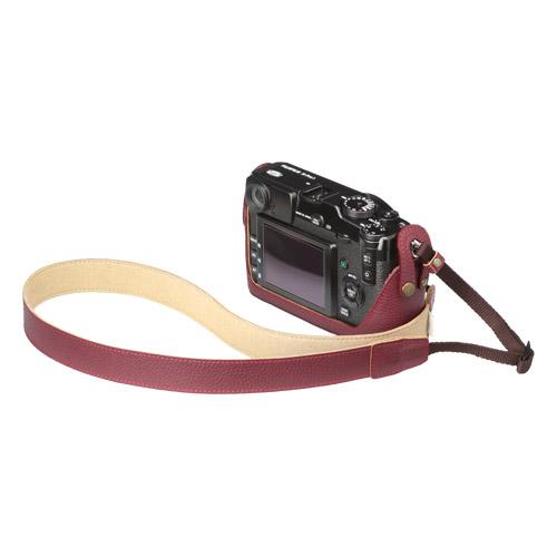 FUJIFILM X-Pro1専用 ピクスギア 本革ボディケースセット