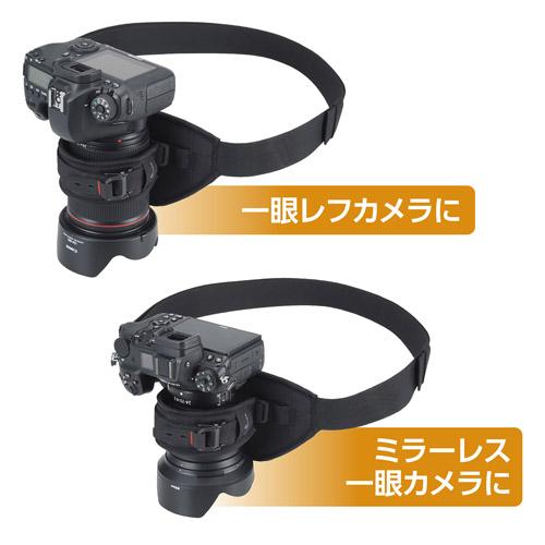 一眼レフカメラやミラーレス一眼カメラに最適