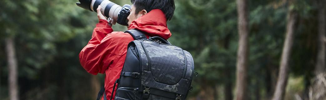 ハクバ GW-PRO RED マルチモード バックパック 02 L カメラバッグ